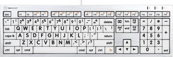 Logickeyboard ALBA voor mac