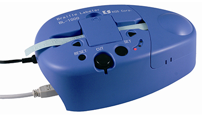 Braille Labeler BL-1000