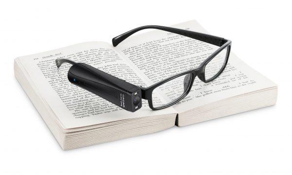OrCam bril boek