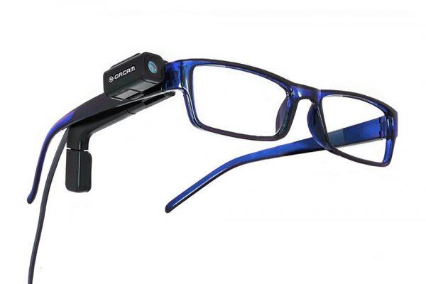 Orcam op bril