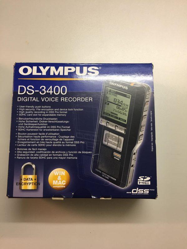 Olympus DS-3400