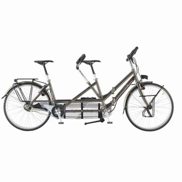 Foto tandem multicycle